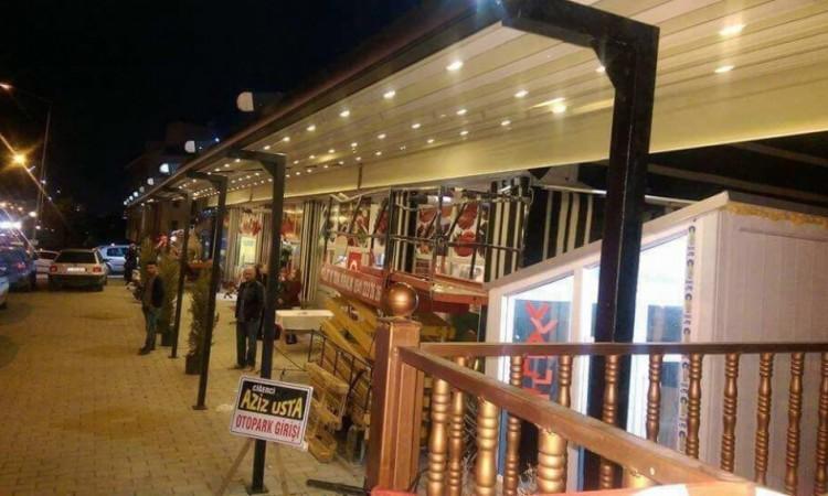 Eskişehir Moving Railing